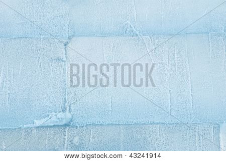 Icewall As Texture