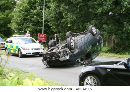 Car Crash Irony