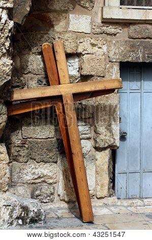 Holy Sepulchre Crosses, Jerusalem