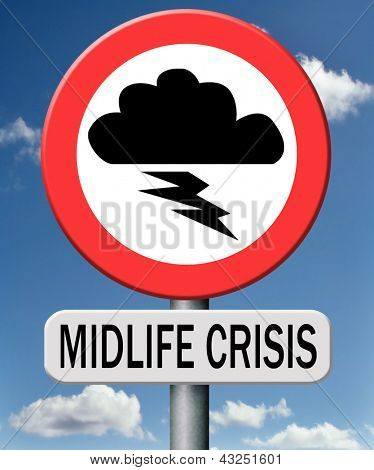 midlife crisis middle age depression and living second youth