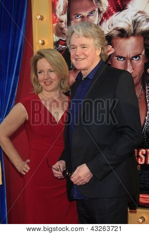 LOS ANGELES - MAR 11:  Don Scardino arrives at the World Premiere of