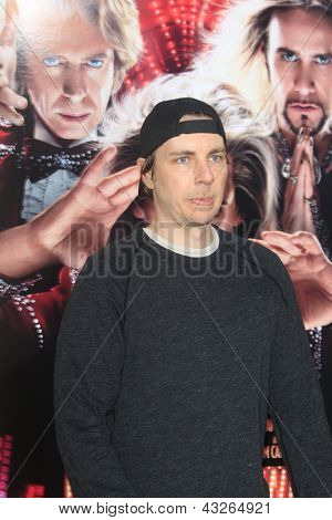 "LOS ANGELES - MAR 11:  Dax Shepard arrives at the World Premiere of ""The Incredible Burt Wonderstone"" at the Chinese Theater on March 11, 2013 in Los Angeles, CA"