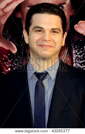 LOS ANGELES - MAR 11:  Samm Levine arrives at the World Premiere of