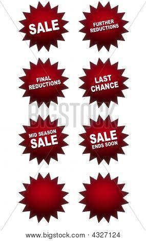 Sale Roundels