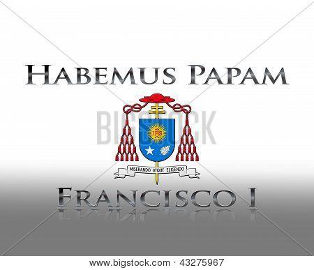 Habemus Papam Francisco I.