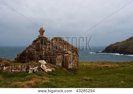 Cape Cornwall St. Helen's Oratory