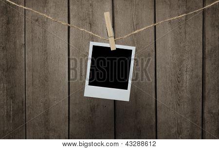 Blank Photograph