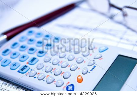 Business Financial Concept