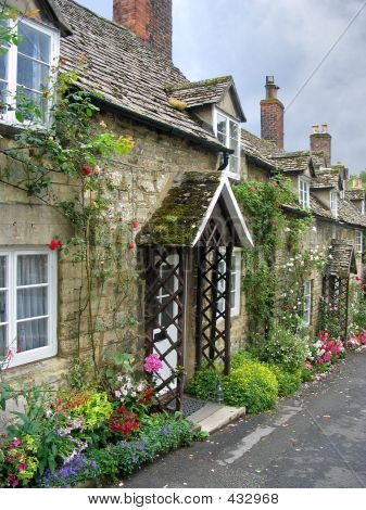 Cotswolds Cottage Row