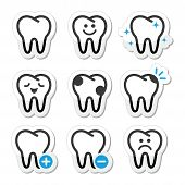 foto of toothpaste  - Stomatology - JPG