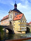 stock photo of regnitz  - town - JPG