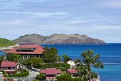 picture of west indies  - The beautiful Eden Rock hotel at St Barth - JPG