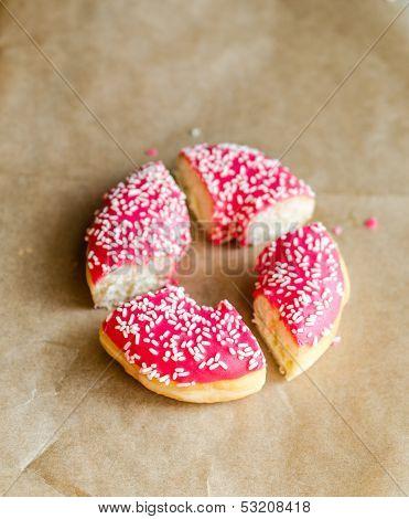 Sliced Donut