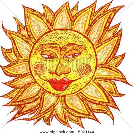 Fat old sun