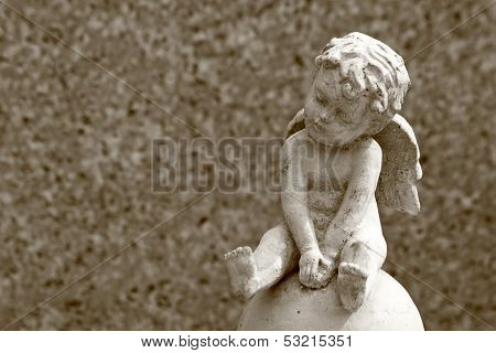 Little Cemetery Angel