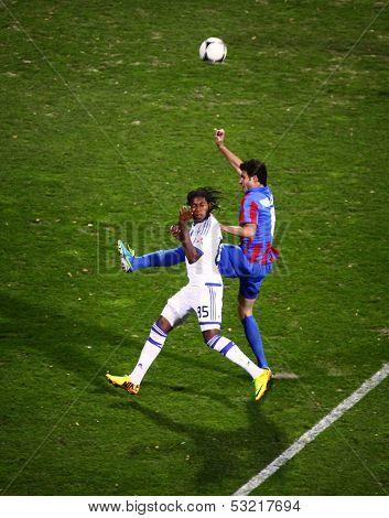 Football Game Arsenal Vs Dynamo Kyiv
