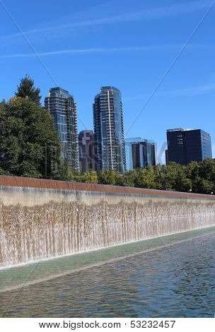 Downtown Bellevue Washington
