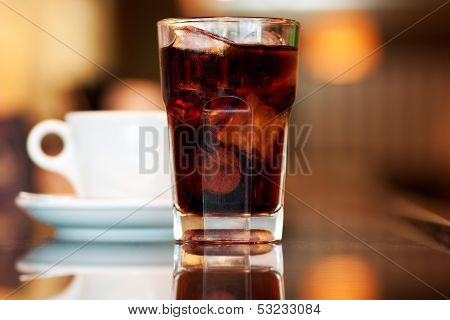 Cola And Coffee