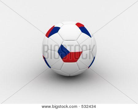 Czech Soccer Ball