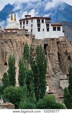 Buddhist heritage, Lamayuru monastery at Hymalaya