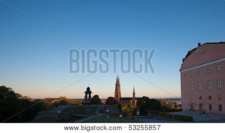 The Uppsala Sunrise