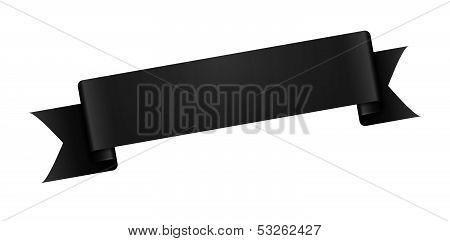 The blank ribbon