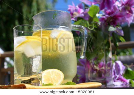 Jarra de limonada