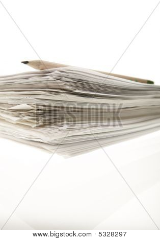 Paper Stack.