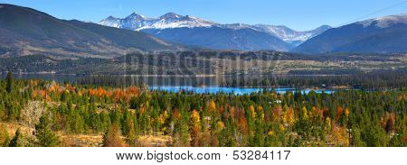 Beautiful Mountain landscape in Colorado