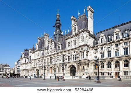 Paris - City Hall
