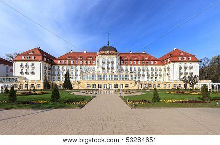 Grand Hotel In Sopot