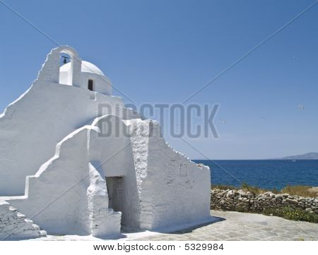 Mykonian Church