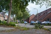 image of bent over  - LEEUWARDEN NETHERLANDS OKTOBER 28 2013 - JPG