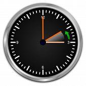 stock photo of daylight saving time  - winter time  - JPG