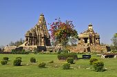 foto of khajuraho  - Devi Jagadambi Temple  - JPG