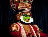 stock photo of mahabharata  - THEKKADY INDIA  - JPG