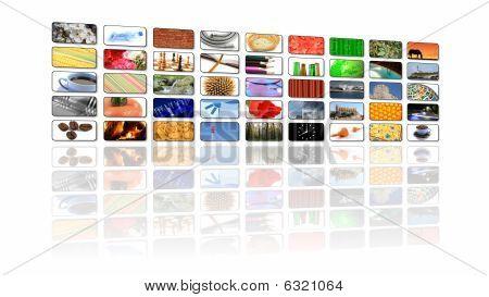 multimedia center presentation