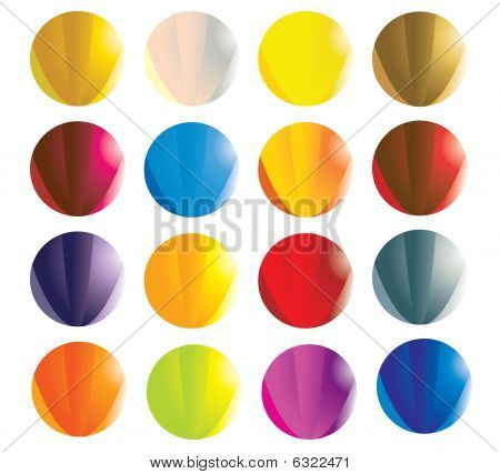 Bright Spheres Isolated