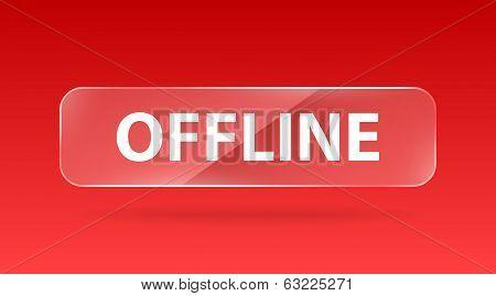 Glass Button Offline