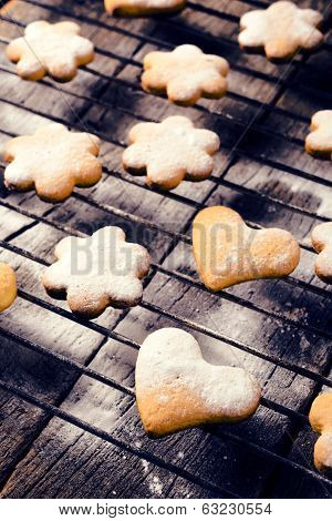 Shapes Cookies