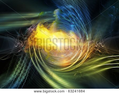 Acceleration Of Vortex