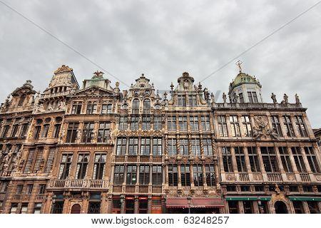 La Grand Place, Brussel