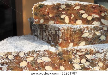 Wedges of Panforte