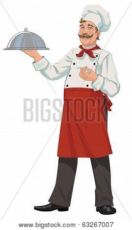 chef tray closed