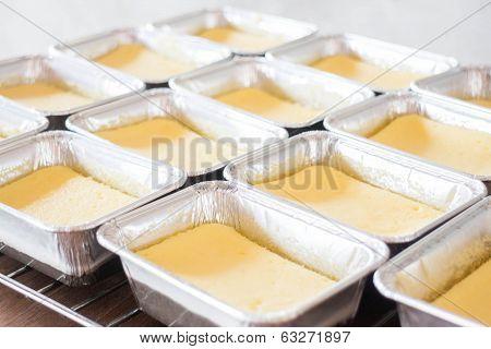 Fresh Bake Square Box Cheese Cake