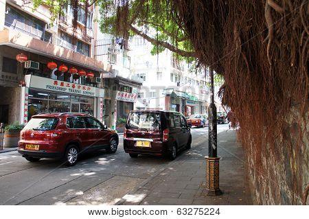 Hollywood Road, Hong Kong