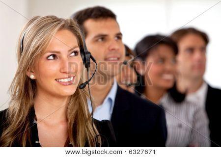 Customer Support Operator Team