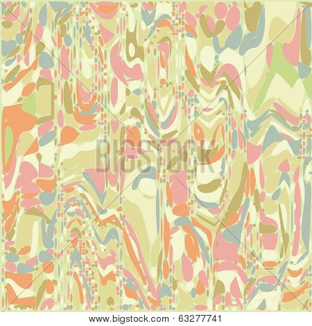 Abstract Background From Geometrical Figures