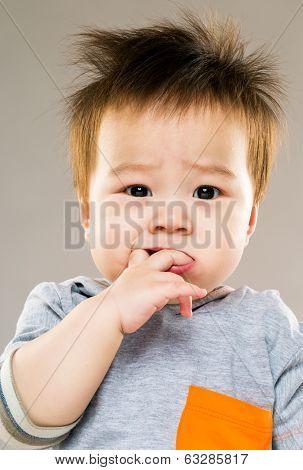 Baby Suckle Finger