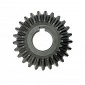 Metal Sprocket On White Background